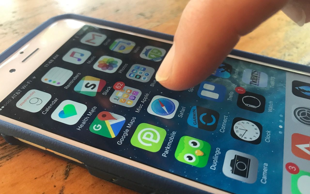 Use iPhone App Shortcuts Hidden on the Home Screen