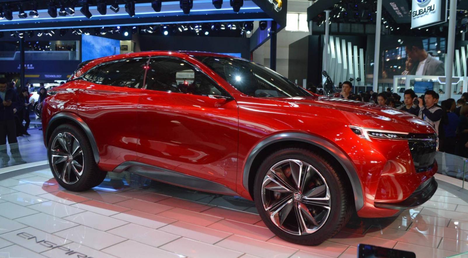 2021 Buick Gnx Exterior