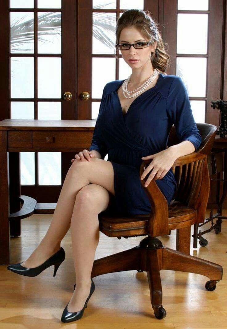 Secretary hot photo