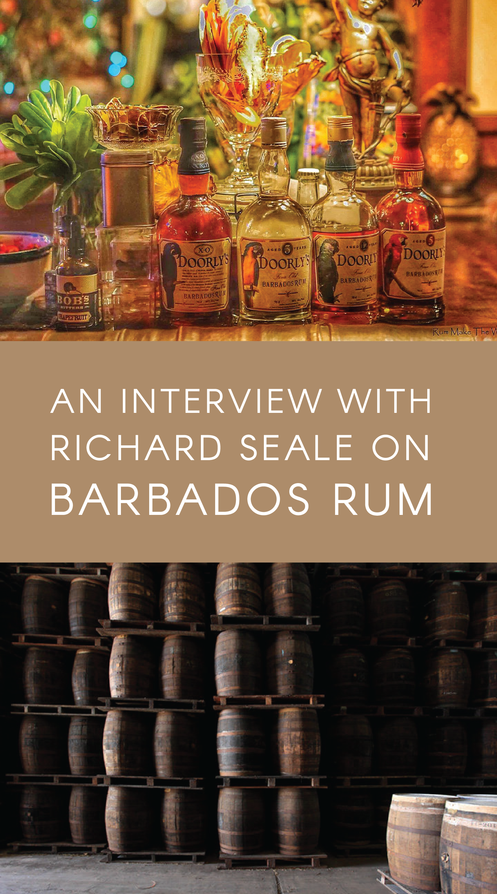 Love Rum? Then you have got to read this! Barbados rum
