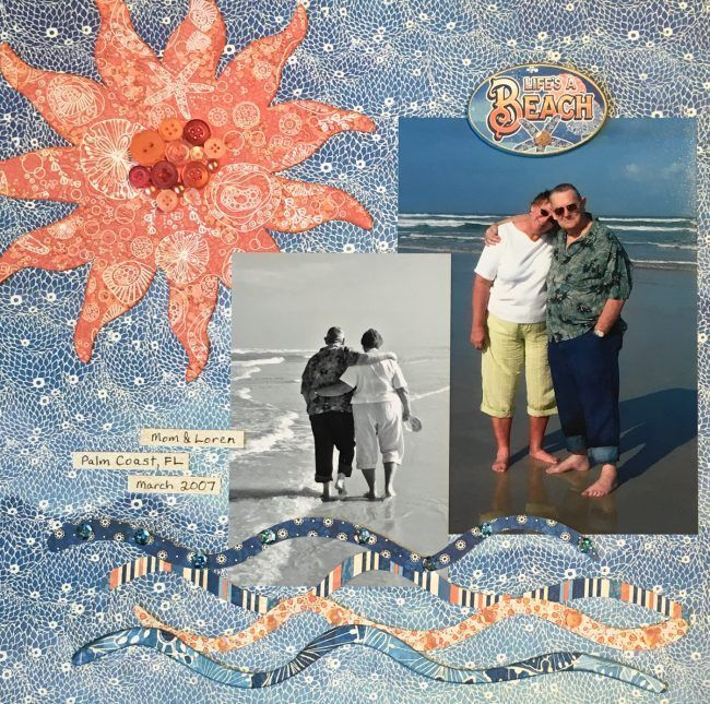 easy Graphic 45 Sun Kissed collection beach scrapbook layout using a Cricut Explore Air 2 machine #cricutmade #graphic45 #scrapbooking #travelscrapboo : easy Graphic 45 Sun Kissed collection beach scrapbook layout using a Cricut Explore Air 2 machine #cricutmade #graphic45 #scrapbooking #travelscrapbooking #easy #Graphic #Kissed #cricutexploreair2projects easy Graphic 45 Sun Kissed collection beach scrapbook layout using a Cricut Explore Air 2 machine #cricutmade #graphic45 #scrapbooking #travel #cricutexploreair2projects