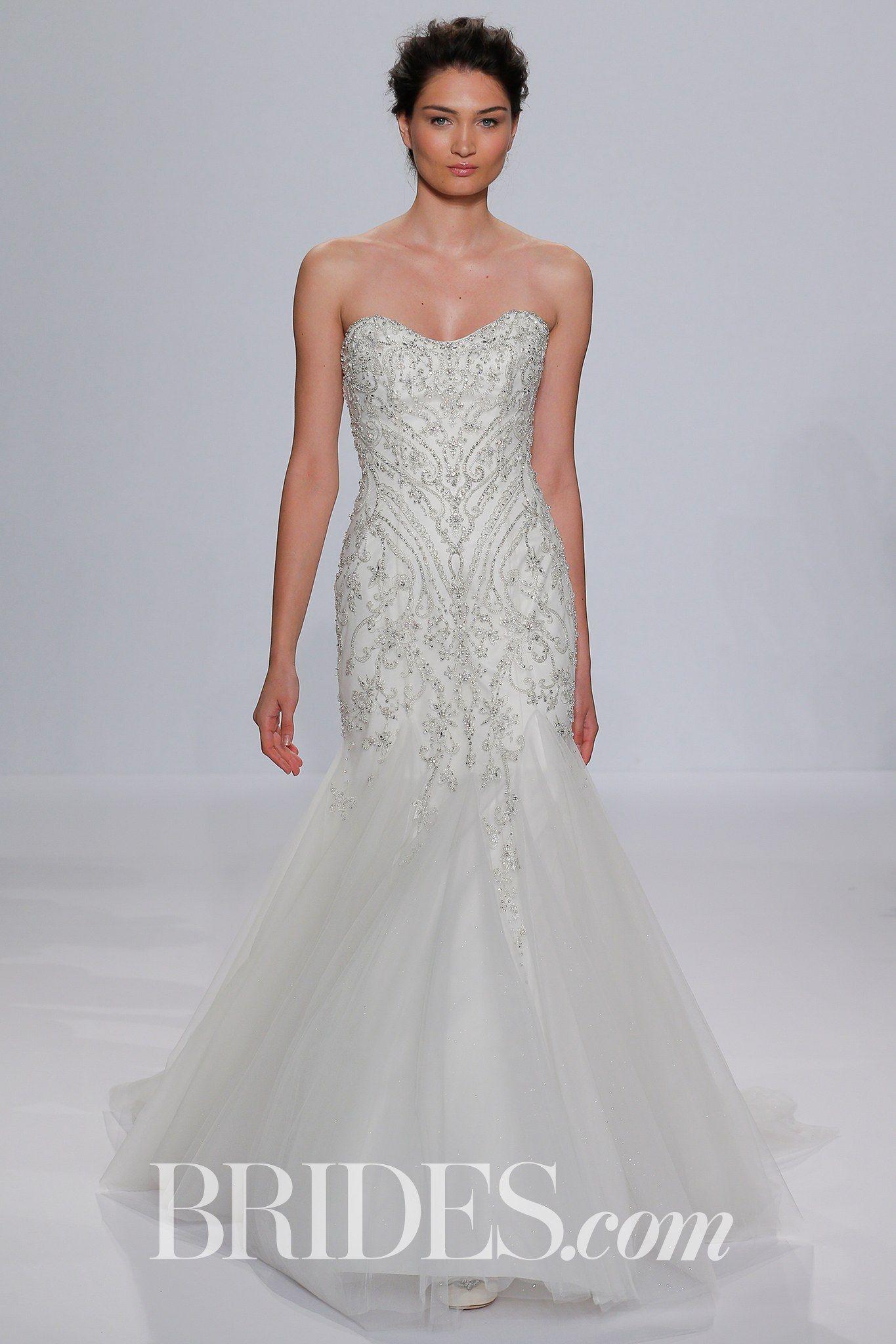 Randy Fenoli for Kleinfeld Krystal Wedding Dress Spring 2018 ...