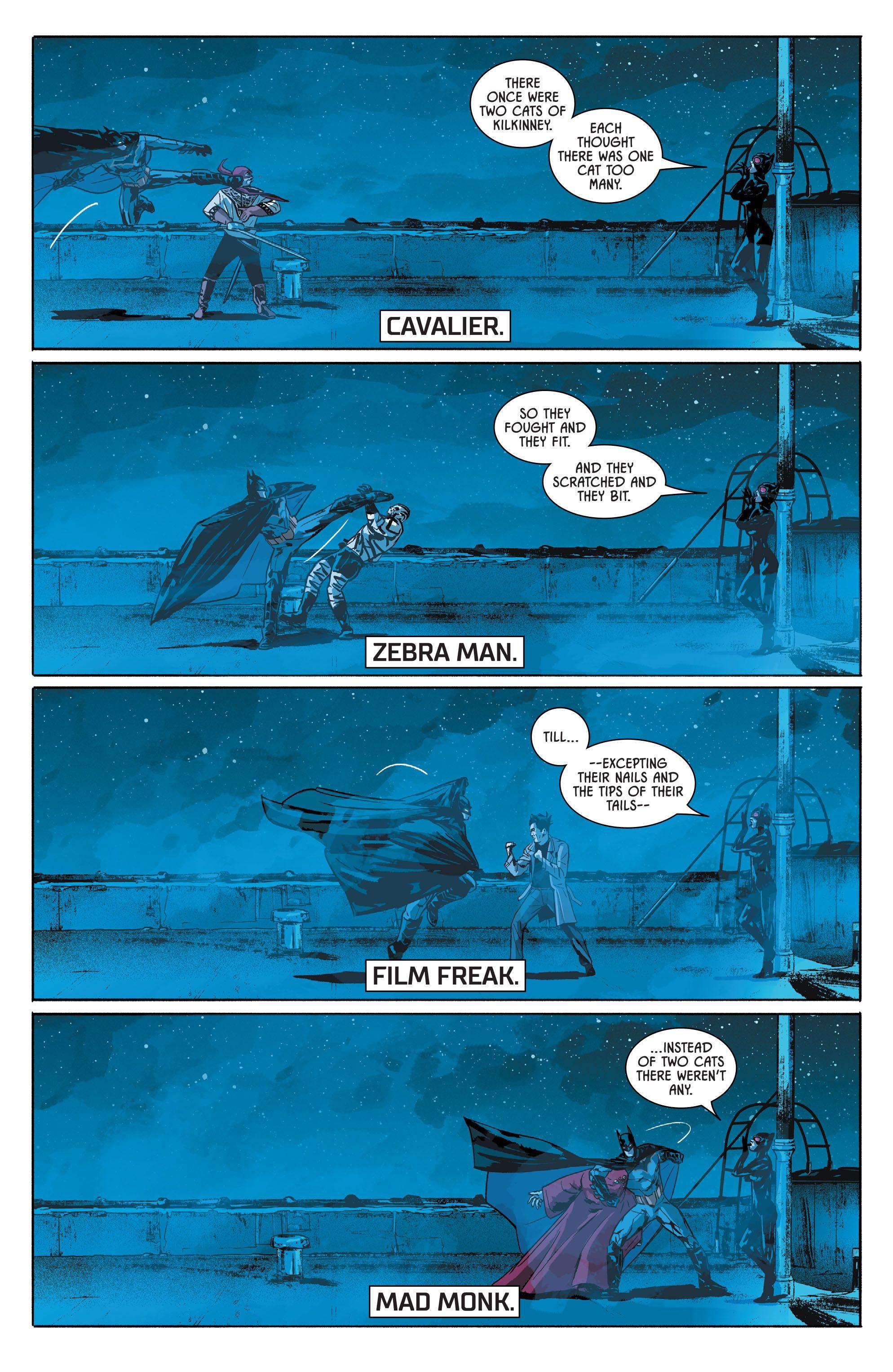 Read Batman 2016 Issue 091 online | Comicpunch.net