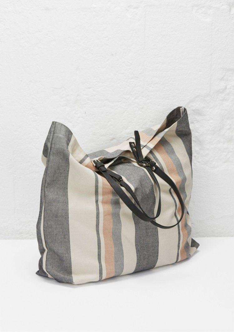 Rei Bag Off White Stripe Hope STHLM