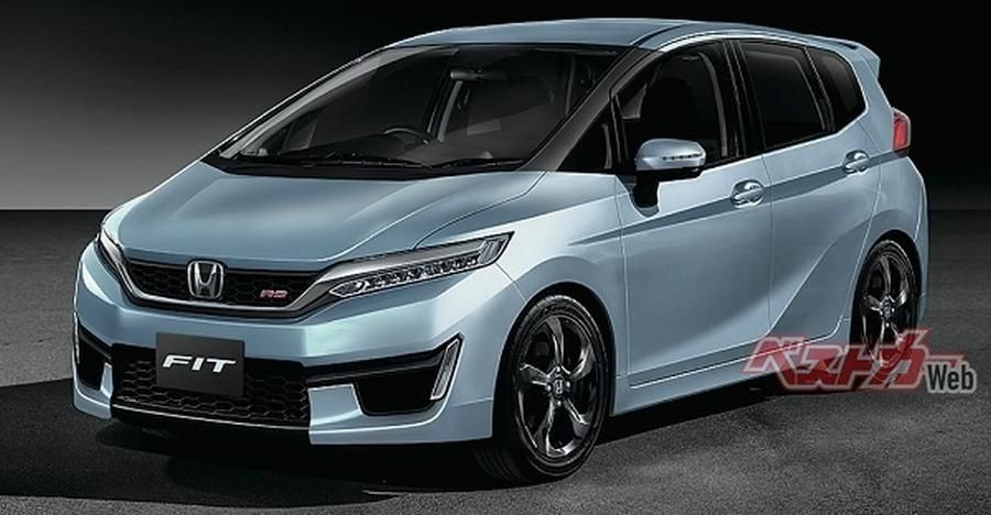 The New Generation Honda Jazz Is Growing To Be Hybrid