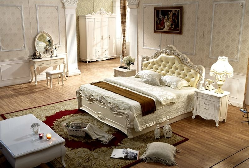 Excellent Fancy Bedroom Sets Concept