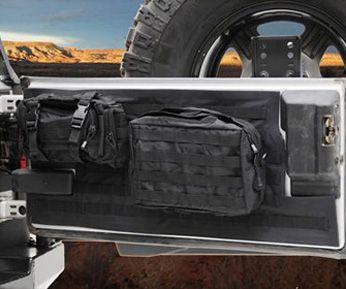 Smittybilt 5662301 G Black Tailgate Cover For Jeep Wrangler