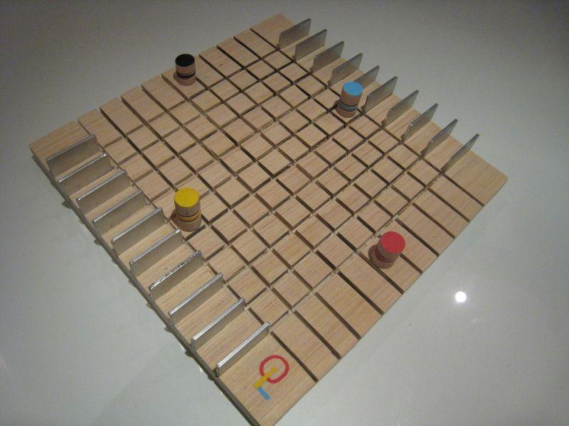 un jeu de quoridor pour sylvain et muriel des jeux fabriquer ou fabriqu s pour mes petits. Black Bedroom Furniture Sets. Home Design Ideas