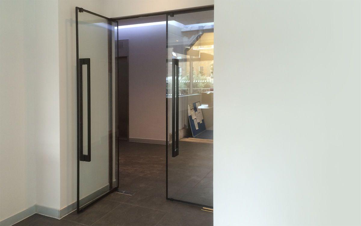 Double Glazed Fire Door Ideas For The House Pinterest Fire