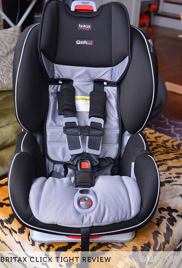 Britax Click Tight convertible car seat review | Home | Pinterest ...