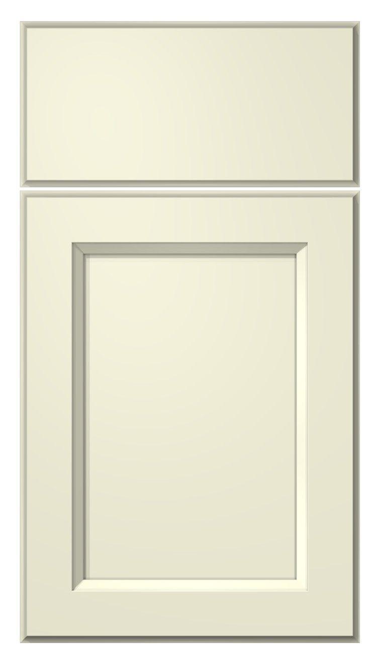 JULY 2012 :: Painted :: Savona Door Style :: Cream #kitchen #