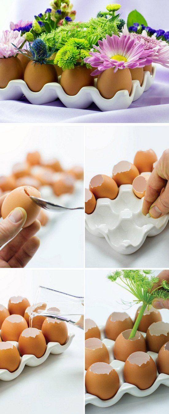 Mini Eggshell Vases Click Pic for