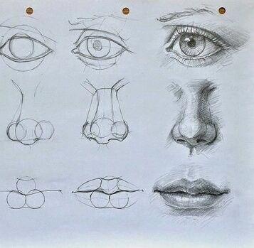 Ofertas De Hoy Los Nuevos Acuerdos Todos Los Dias El Arte La Boca La Natas Los Fanales El B Retrato Lapiz Sketchbook Artistico Figuras Humanas