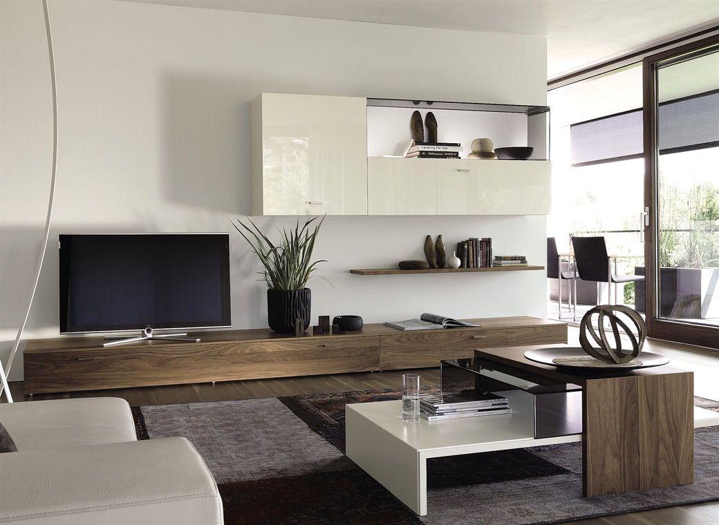 wohnzimmer klein modern  Furniture, Kitchen cabinets, Home decor