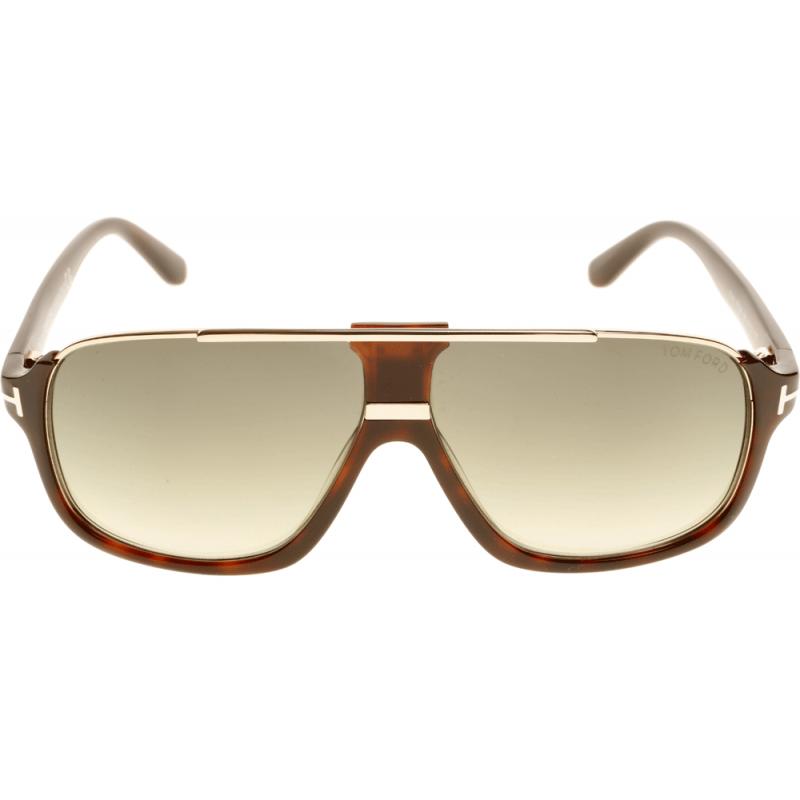 aa7f93afe0b5 Tom Ford Eliott FT0335 56K 60 Sunglasses - Shade Station ...