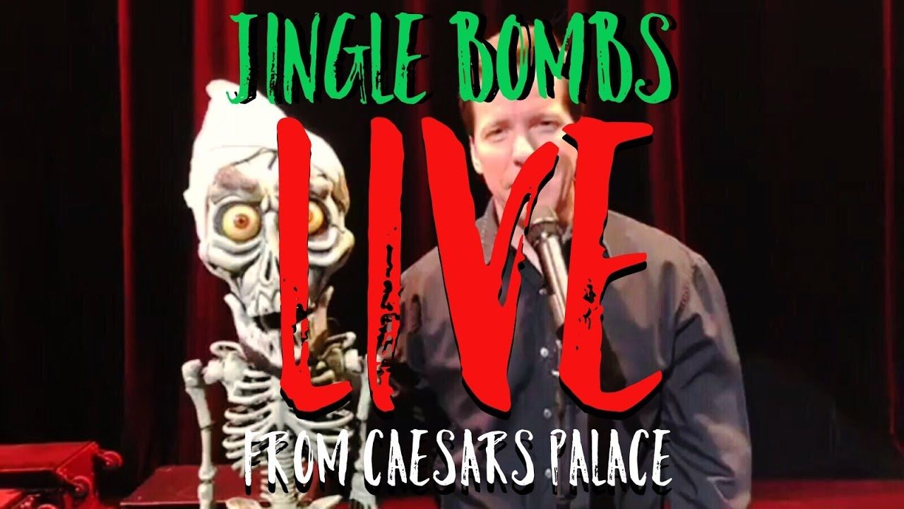 Achmed the Dead Terrorist sings Jingle Bombs LIVE from Caesars Place ...