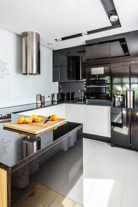 Techniczne Oświetlenie W Kuchni Kuchnia Modern House I Interior