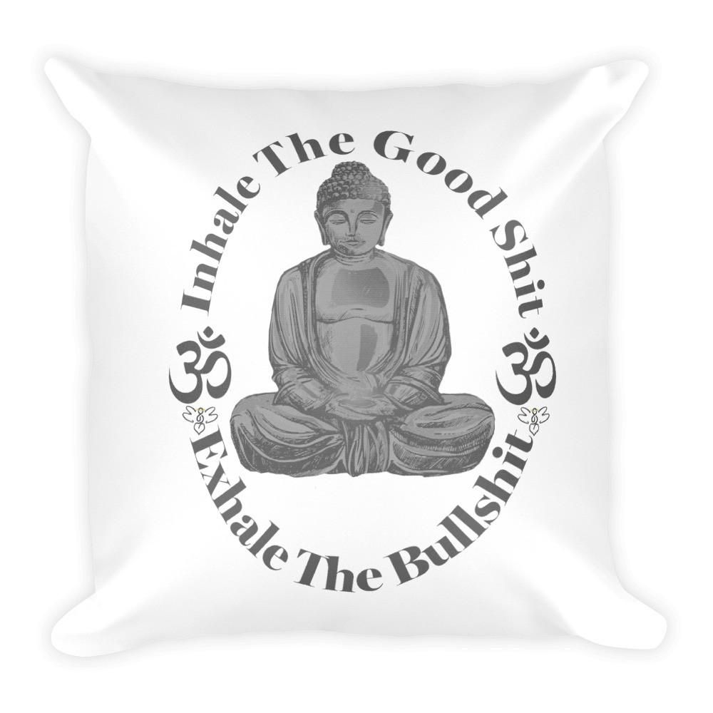 Inhale the gooddecorative pillow products