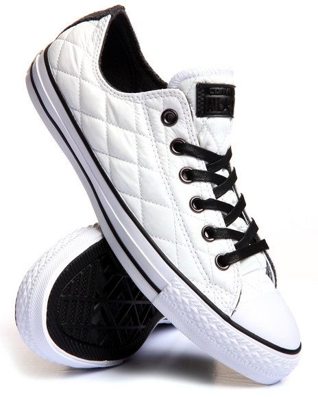 converse chuck taylor all star quilted nylon