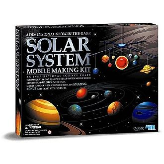 solar system making kit