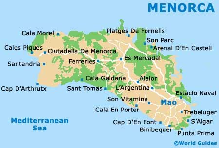 Menorca Explore accessible Menorca http