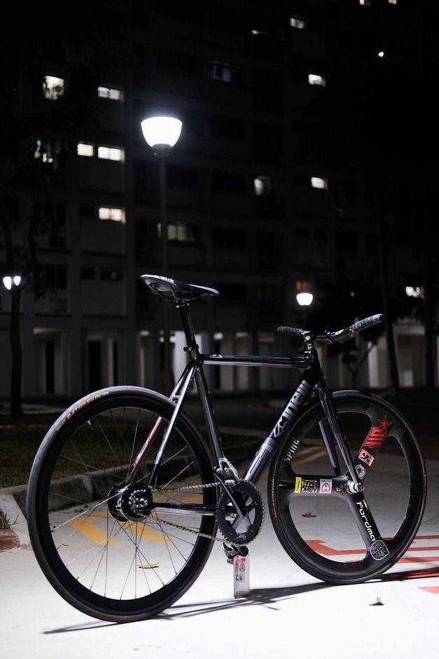 Utwo Cinelli Mash Parallax Charcoal C Statusfixed Cycling