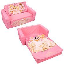 Disney Princess Flip Slumber Sofa The Sofa Also Includes A