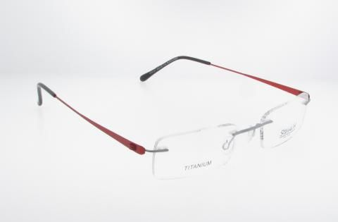 4f65a667b173 Frameless Glasses titanium | home rimless titanium steve h rimless titanium  eyeglasses model 48141t