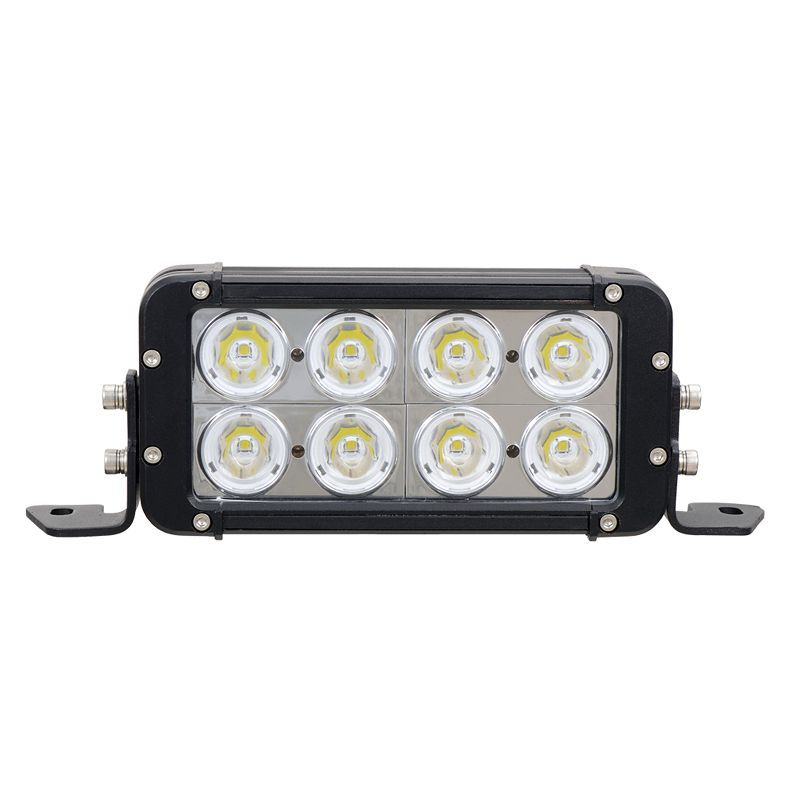 Httposlederled light bar8 inch 80w 8 inch 80w dual httposlederled light bar aloadofball Choice Image