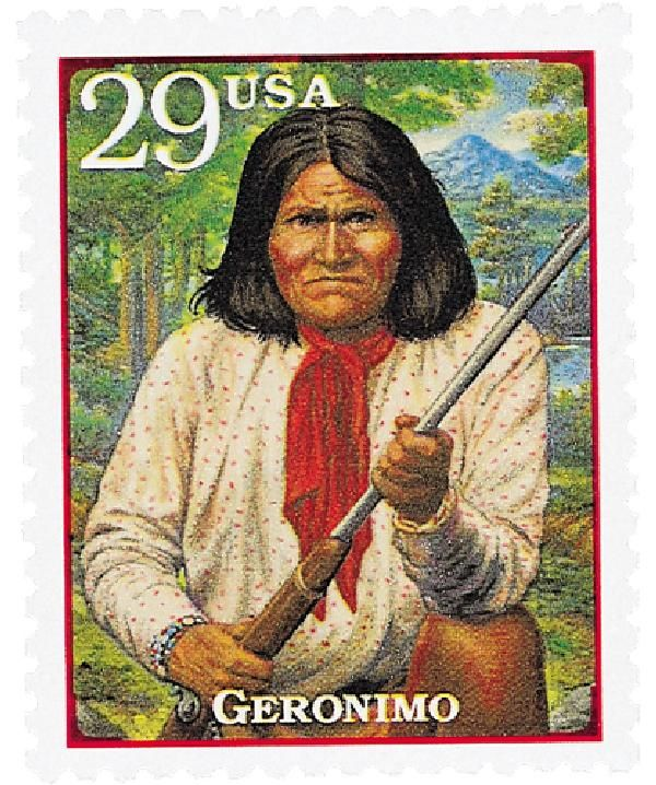 September 4, 1886 | Geronimo Surrenders, Ending Major Indian Wars
