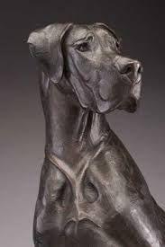 Great Dane Statue Google Search Dog Sculpture Animal
