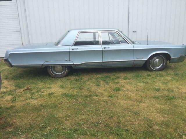 Car Brand Auctioned Chrysler Newport Custom 1967 Car Model