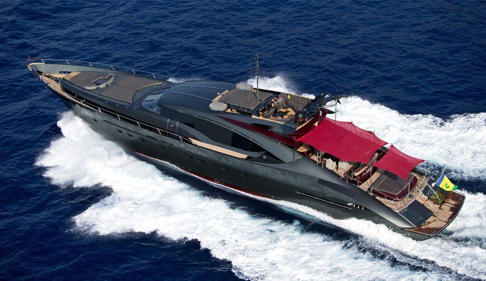 Ascari super yachts boat boats luxury