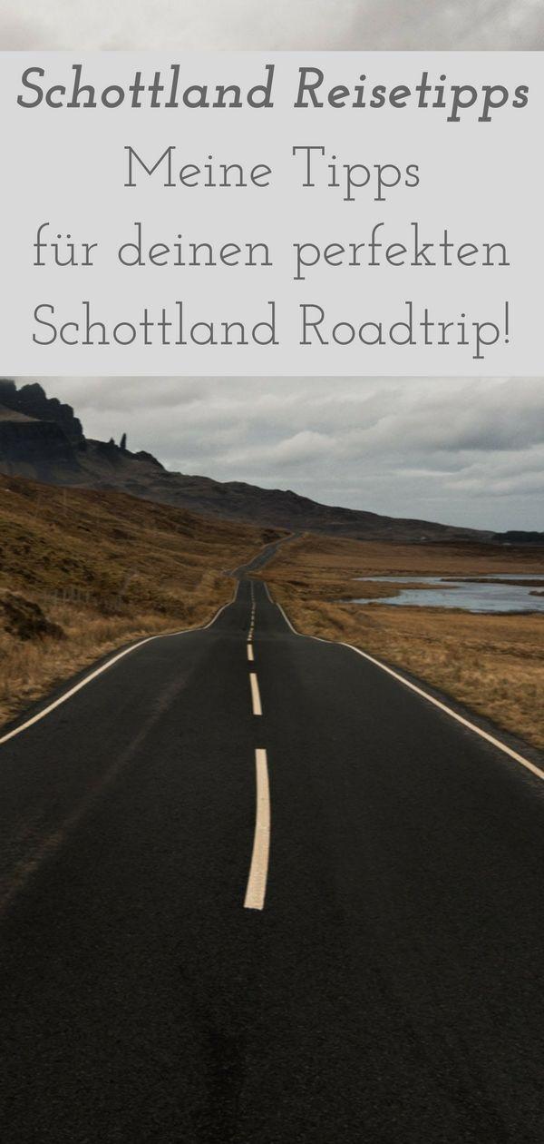 Schottland Reisetipps für Deinen Roadtrip #travelengland