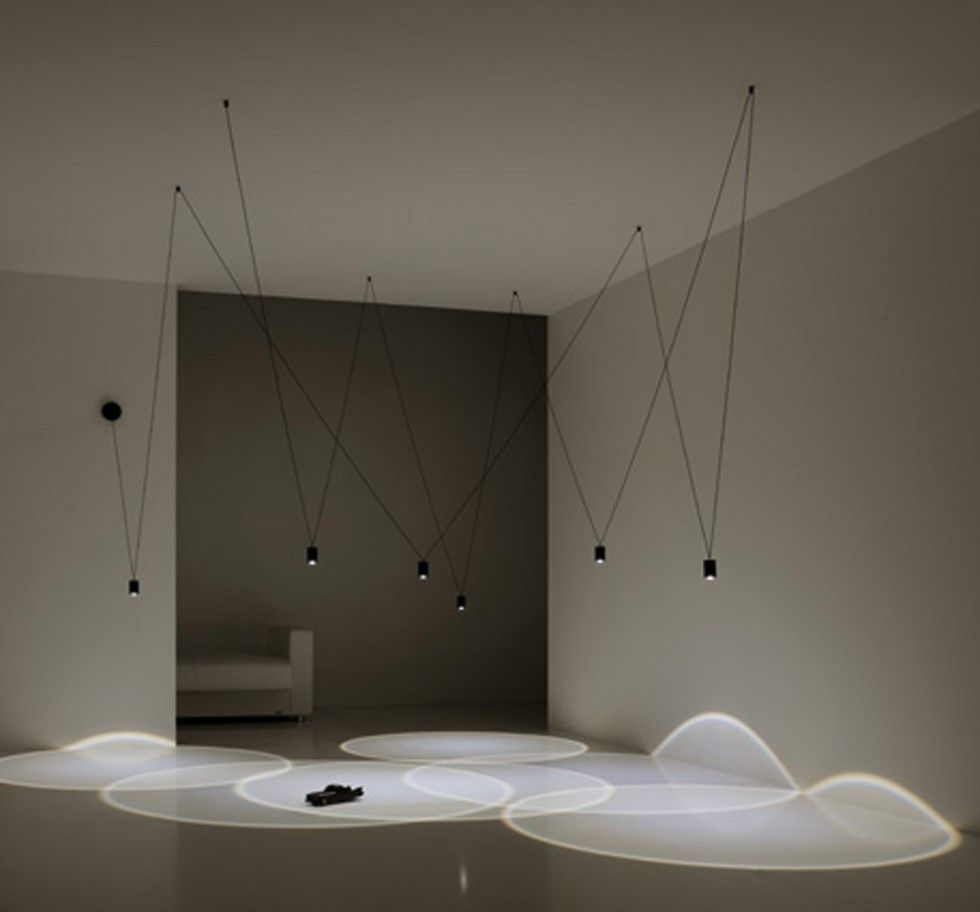 M t o sospensione luci pinterest luminaires - Luci sospensione design ...
