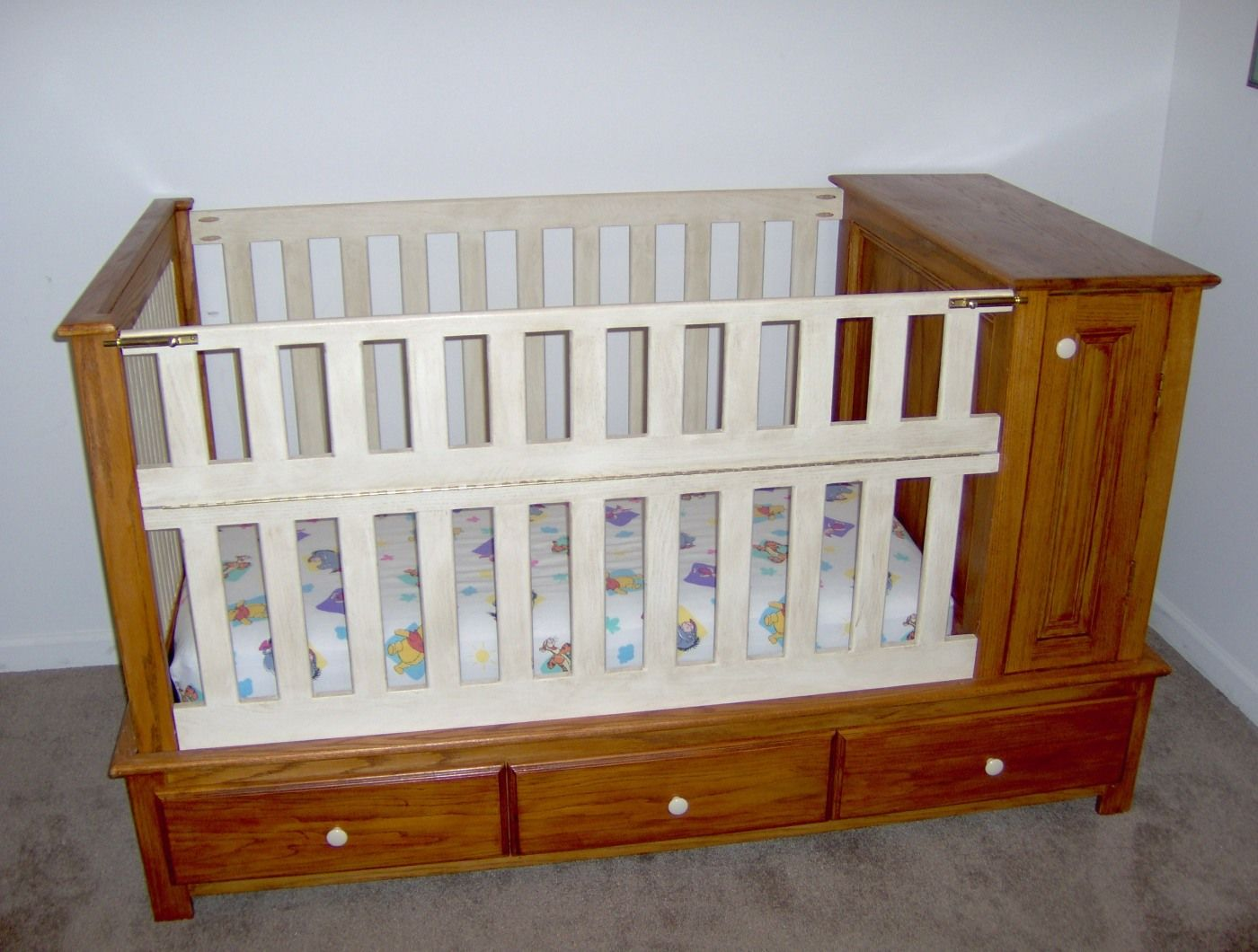 Pdf Plans For Baby Cribs Plans Free Baby Crib Diy Diy Baby