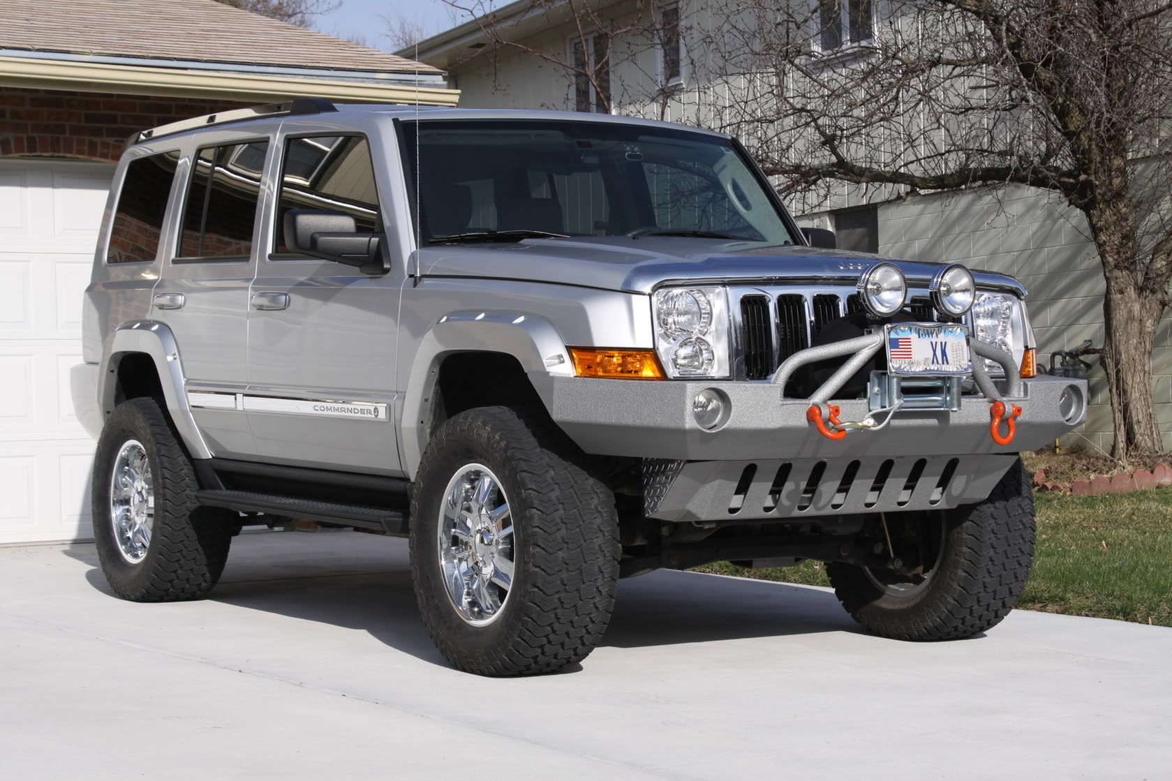 Lifted Jeep Commander Jeep Commander Lifted Jeep Jeep Commander Accessories