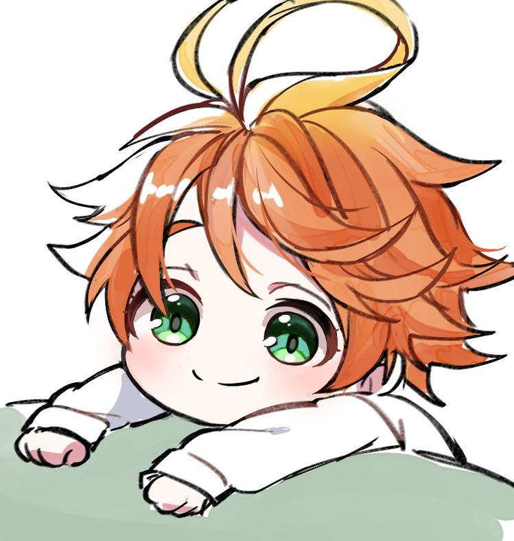 How Is Emma So Cute Fandom In 2020 Neverland Anime Chibi Neverland Art