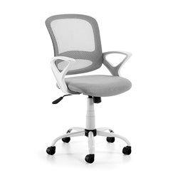 Chaise Bureau Tangier gris KAVEHOME Chaise fauteuil de bureau