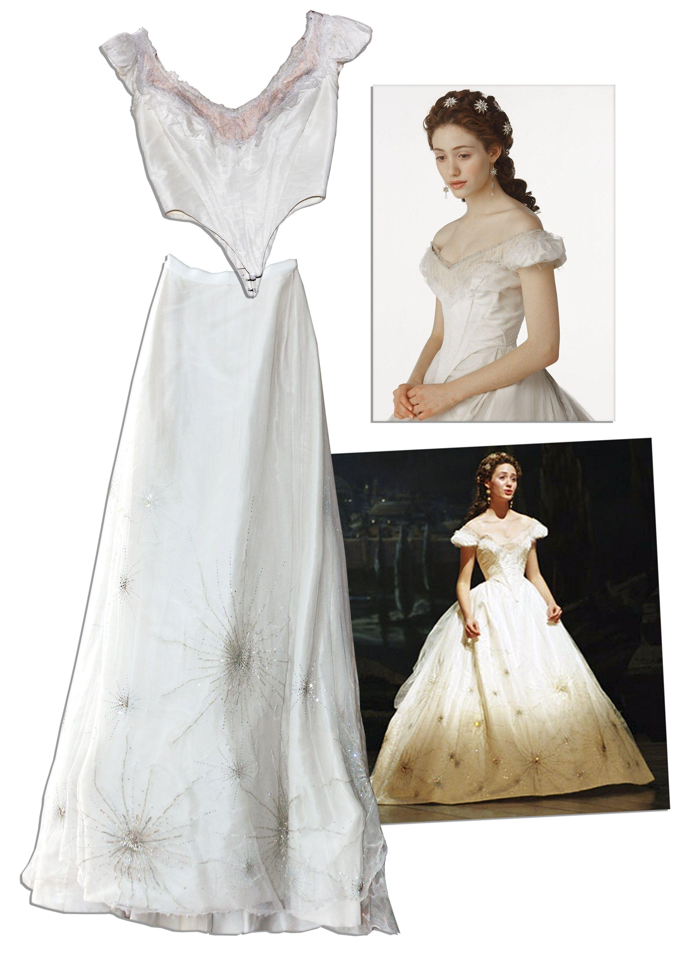 Phantom of the opera wedding dress emmy google search for Phantom of the opera wedding dress
