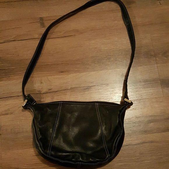 Small Etienne Aigner Black leather Etienne Aigner Bags Mini Bags