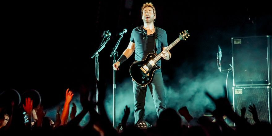Nickelback live at 3arena dublin on october 9th 2016 hard rock well worth checking out even if you had forgotten about nickelback for over a decade like me m4hsunfo