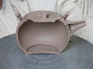 Lightweight Japanese Style Teapot - Ceramic Arts Network