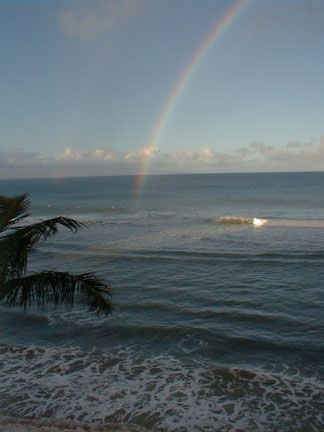 Hawaii Is Defiantly The Pot Of Gold At The End Of The Rainbow