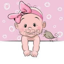 Resultado De Imagen Para Dibujos De Bebes Niñas Gateando Bebes