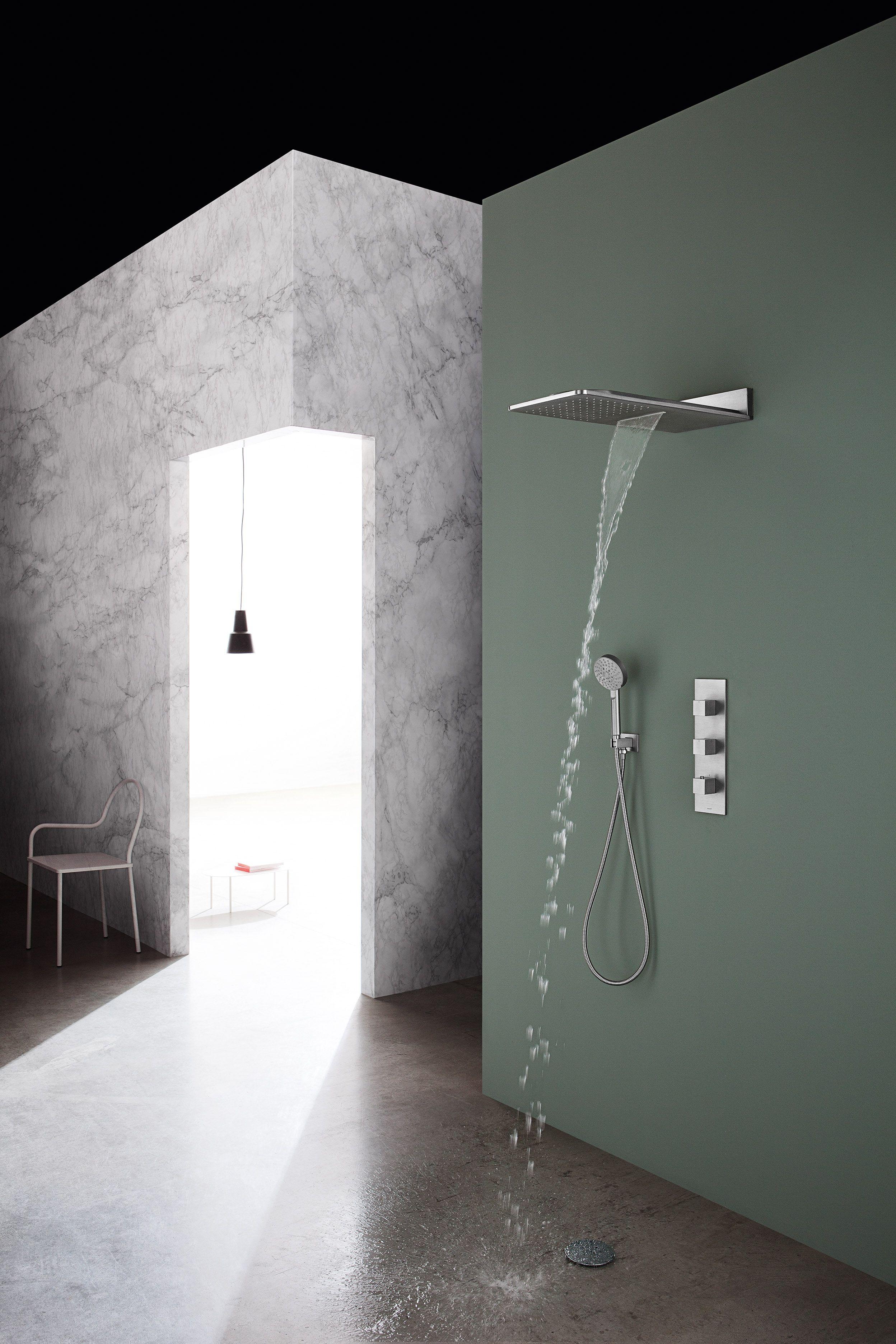 GRAFF Complete Aqua Sense Shower System With The Stackable M Series Valves