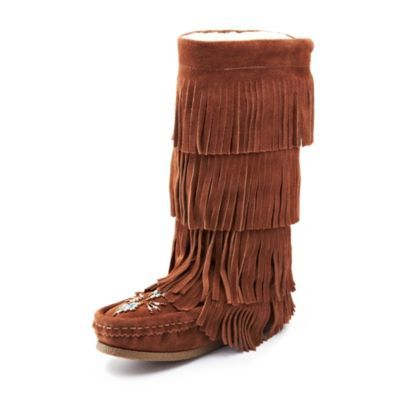 Zigisoho Women S Fringe Mukluk Sears Boots Store Frye Boots Shop Womens Boots
