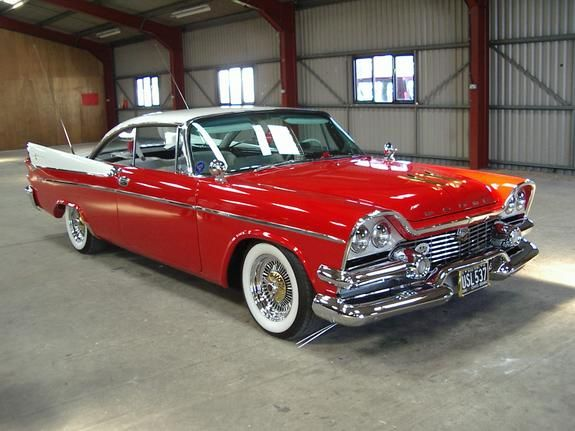1958 Dodge!  Whether you're interested in restoring an old classic car or you just need to get your