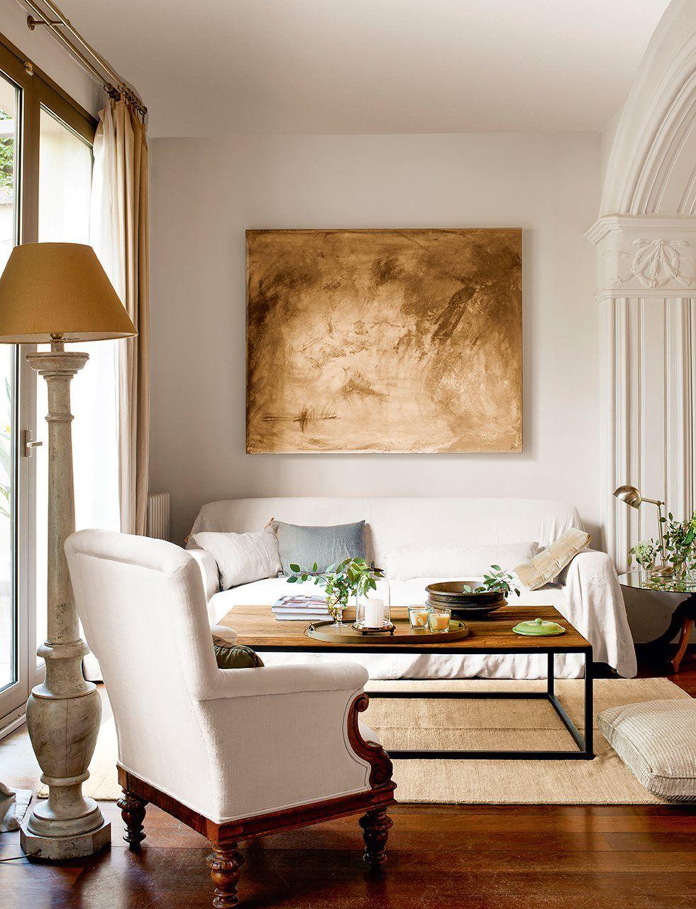 Awesome Living Room Styles · Cómo Decorar Con Cuadros ¡y Acertar! · ElMueble.com ·  Escuela Deco