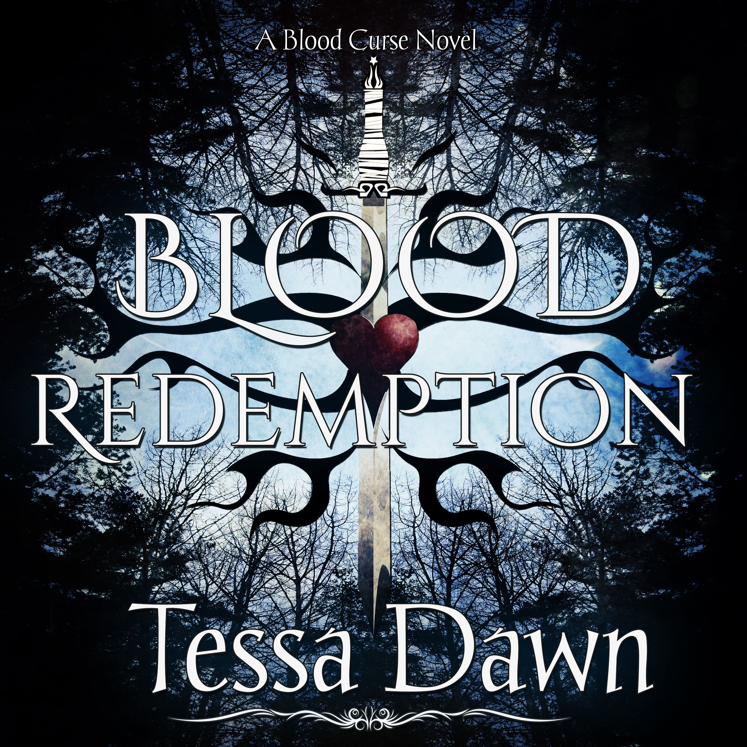 BLOOD REDEMPTION Book 5 In The Blood Curse Series Is Now Available On